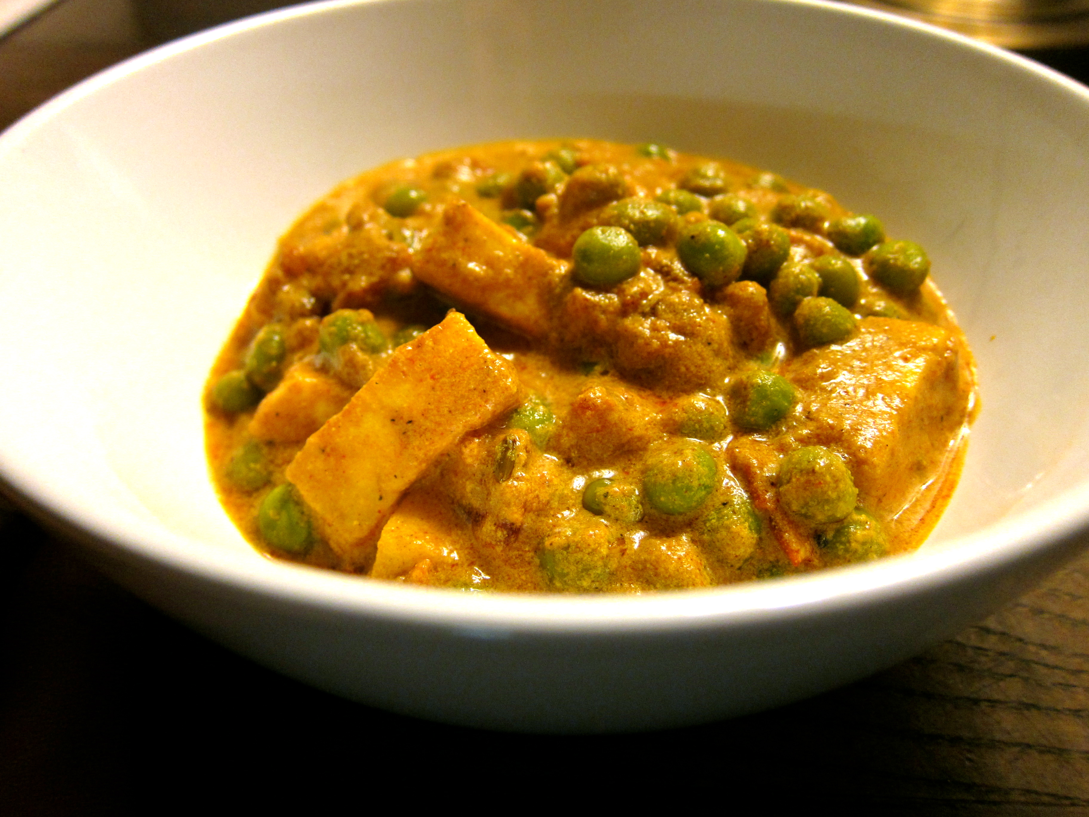 Mutter Paneer   dishes and dishes