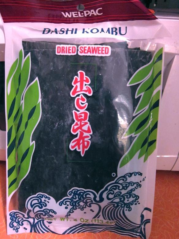Kombu (seaweed)