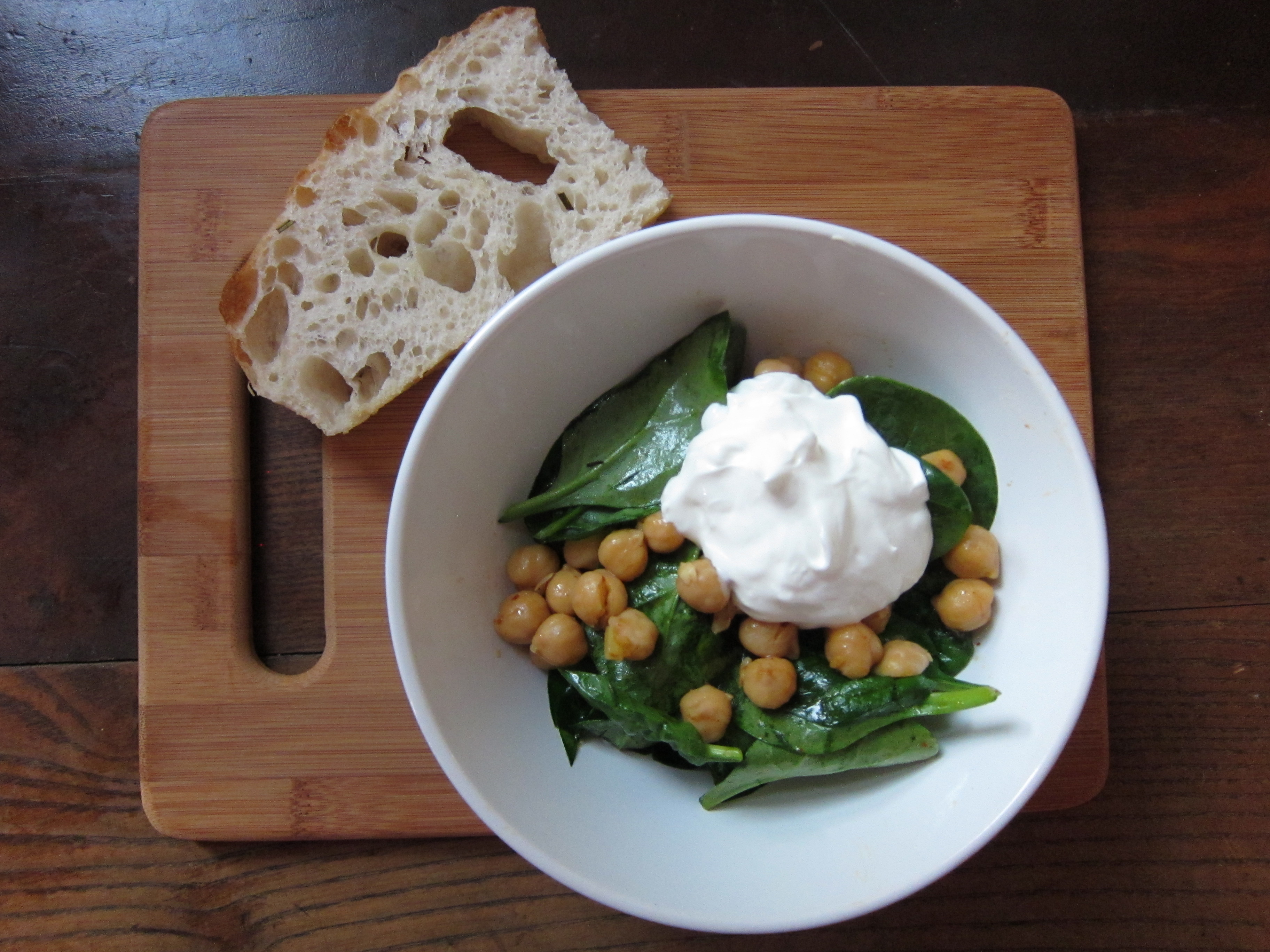 soup harissa chickpeas recipe spinach and chickpeas view harissa ...
